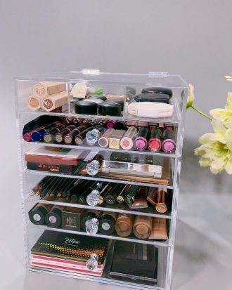 Luxe Crystal Box